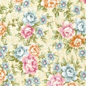 30 - Floral Bege