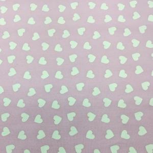 L - Coração Rosa