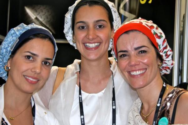 Dra. Claudia Dinis , Dra Bianca Ozores e Dra Patricia Vieira Dinis – Manaus