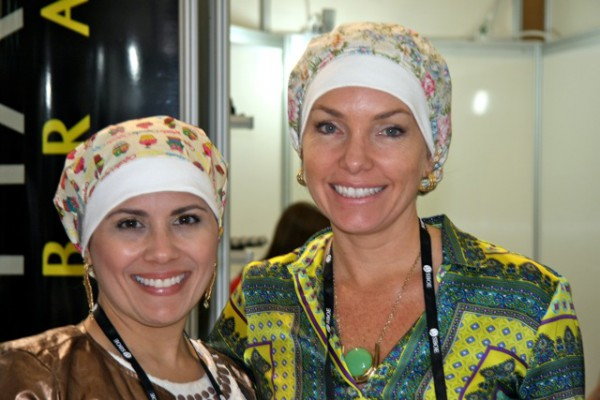Dra Karina Nobrega – Recife e Dra. Andrea Conceição – Porto Alegre